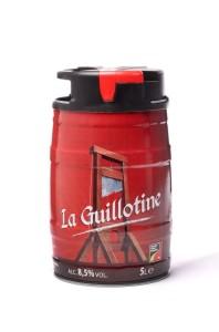 Mini fusto La Guillotine